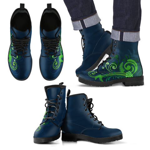 New Zealand Fern (Men'S/Women'S) Leather Boots A9 |Footwear| Love The World