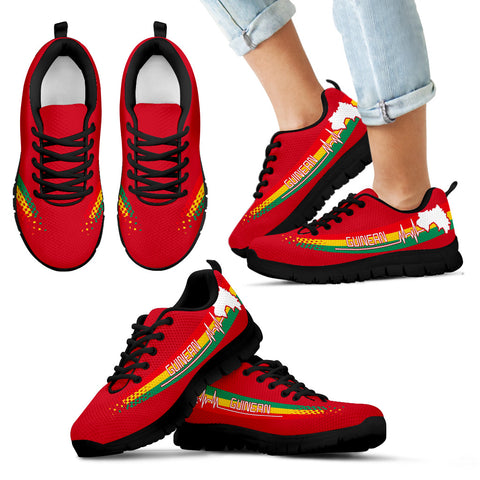Image of Guinean Heartbeat Sneakers TH0