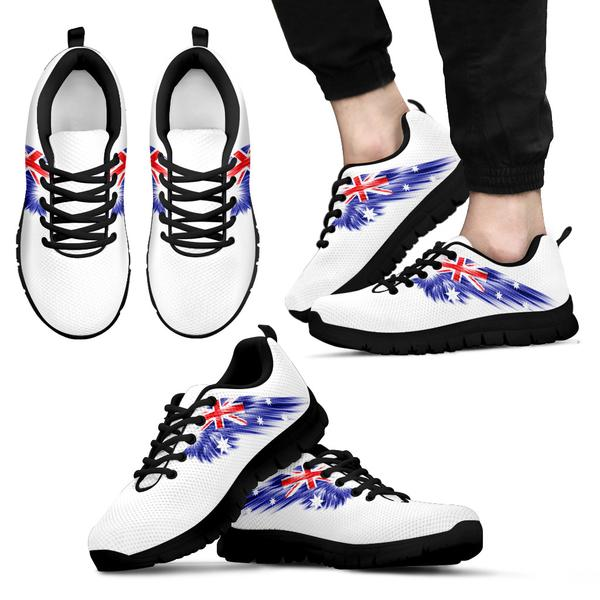 Australia (Men's / Women's) Black Sneakers A8