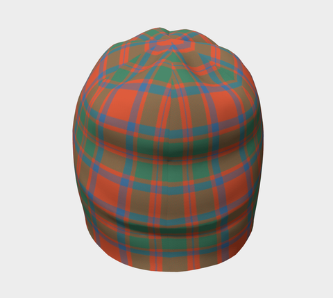 MacKintosh Ancient Tartan Clan Crest Beanie Hj4