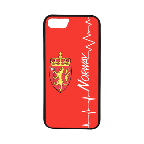 Image of Norway Coat Of Arms Luminous Phone Case J2