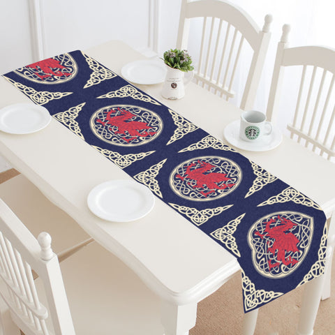 WELSH DRAGON TABLE RUNNER - BN02
