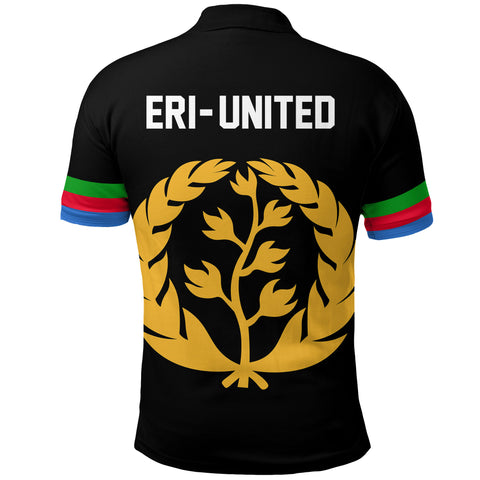 Image of Eritrea Polo Shirt - Eritrea United A7