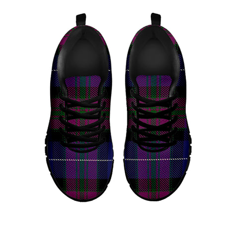 Pride Of Scotland Tartan Sneakers - BN