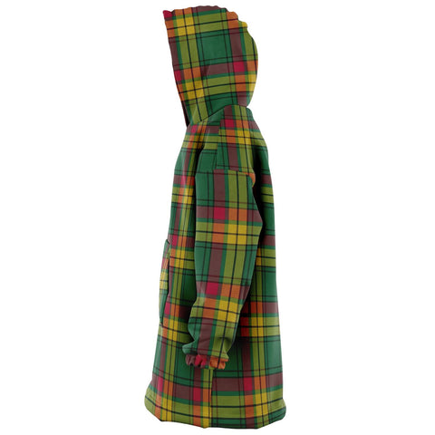 MacMillan Old Ancient Snug Hoodie - Unisex Tartan Plaid Left