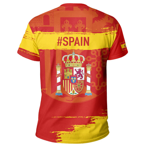 Image of Spain T-shirt
