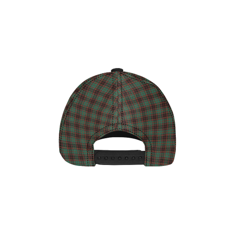 Buchan Ancient Clan Badge Tartan Dad Cap - BN03