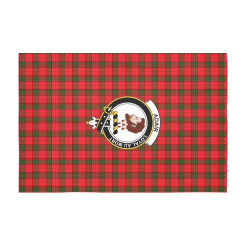 Adair Crest Tartan Tablecloth | Home Decor