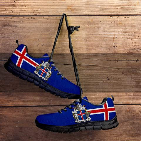 Image of Iceland, Icelandic, sland, Shoe, Shoes, Sneaker, Sneakers, Skfatnaur, Footwear, Men, Menn, Women, Konur, Strigaskr, Skr
