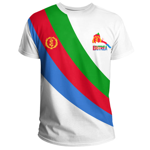 Image of Eritrea Special Flag T-Shirt A7