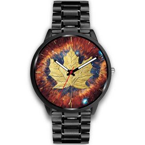 Canada Watch - Maple leaf Galaxy - BN04