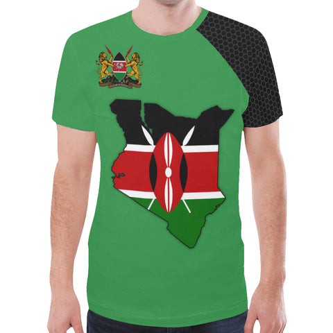 Image of Kenya Map Special T-Shirt A5