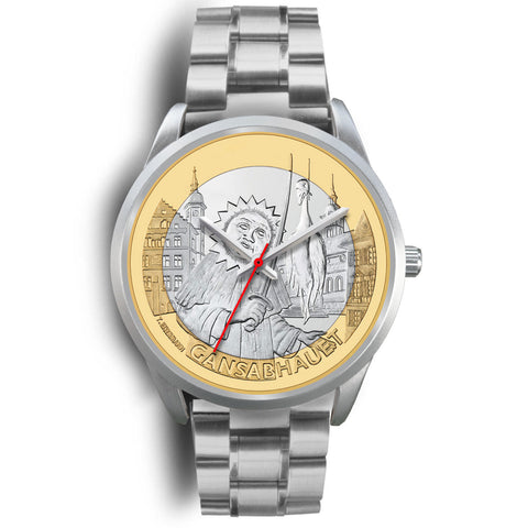 Image of Swiss Coin Silver Watch 6 K18