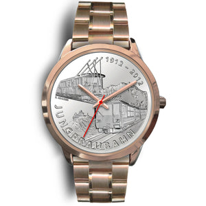 Swiss Coin Rose Gold Watch 7 K18
