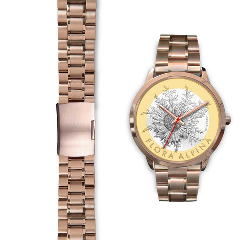 Image of Swiss Coin Rose Gold Watch 9 K18