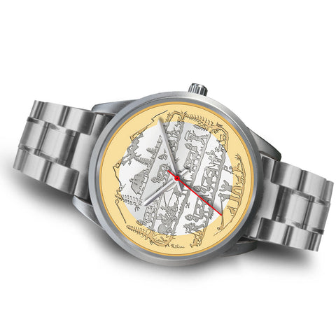 Image of Swiss Coin Silver Watch 10 K18
