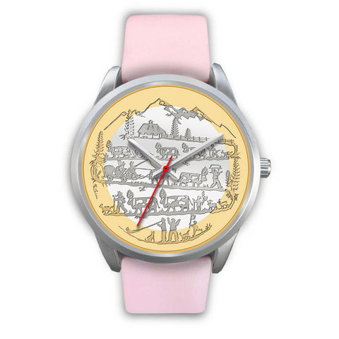 Swiss Coin Silver Watch 10 - swiss watches, silver coins 2015, coin collecting, Descent from the Alpine pastures 2015, coin silver watches, switzerland, accessories, online shopping