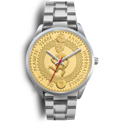 Image of Swiss Coin Silver Watch 11 K18