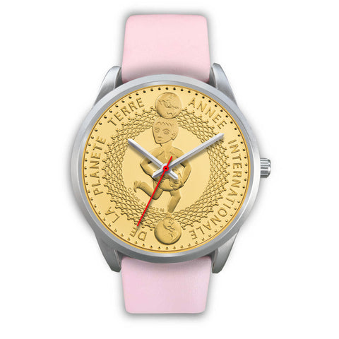 Swiss Coin Silver Watch 11 - swiss watches, gold coins 2008, coin collecting, International Year of Planet Earth 2008, coin silver watches, switzerland, accessories, online shopping