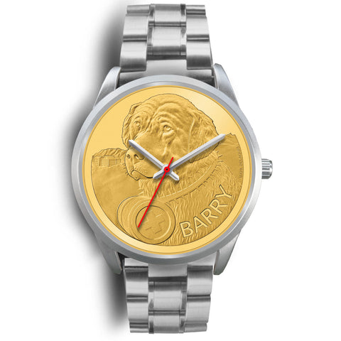 Swiss Coin Silver Watch 12 K18