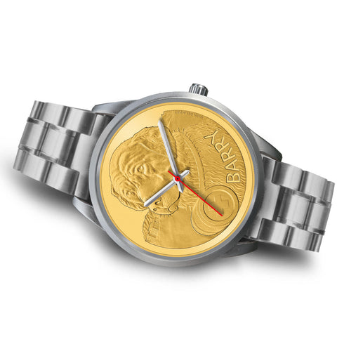 Image of Swiss Coin Silver Watch 12 K18