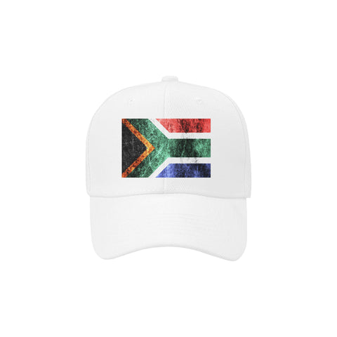 SOUTH AFRICA  FLAG DAD CAP A1