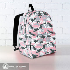 back to school, camo backpack, camouflage backpack, classic camo, camo bag, duck camo