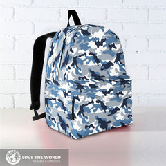 Camo Backpack - Duck Camo 12 - BN08