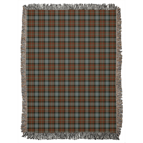 Fergusson Weathered , woven blanket, scotland blanket, scottish blankets,clan woven blanket, tartan woven blanket, tartan blanket, tartan throw sofa throw cover, tartan throw blanket