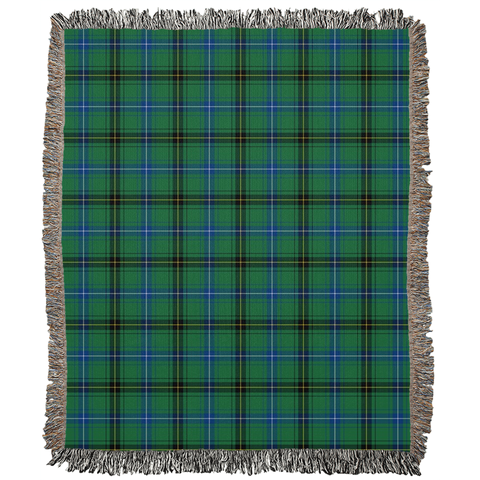 Image of Henderson Ancient , woven blanket, scotland blanket, scottish blankets,clan woven blanket, tartan woven blanket, tartan blanket, tartan throw sofa throw cover, tartan throw blanket