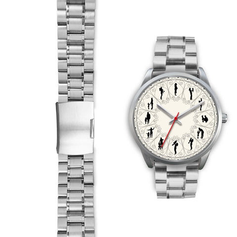 Mother And Daughter Lovely Luxury Watch