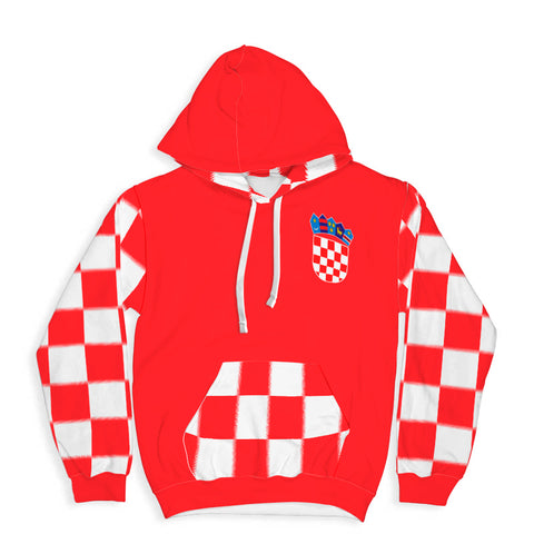 Image of Croatia Hoodie TH9