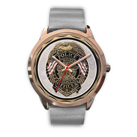 Police Officer United State Coin Watch K4