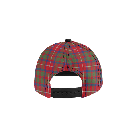 Shaw Of Tordarroch Tartan Hat - All Over Print Snapback Hat TH8