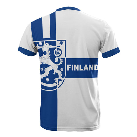 Image of Finland Lion T-Shirt BN10