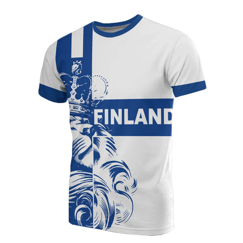 Image of Finland Lion T-Shirt