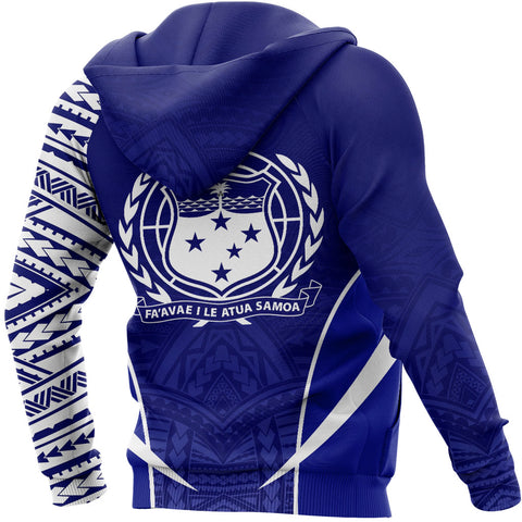 Samoa Active Special Hoodie A7
