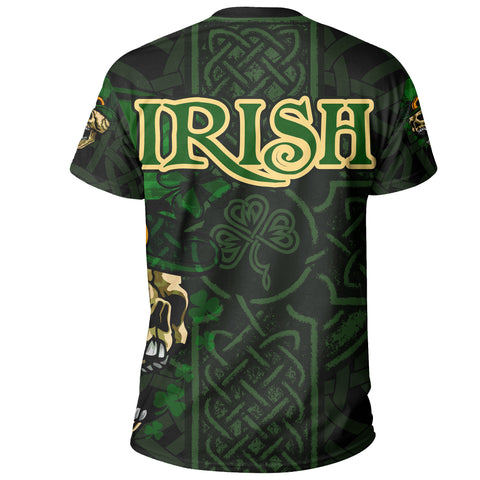Ireland T-shirt - Leprechaun Is Irish