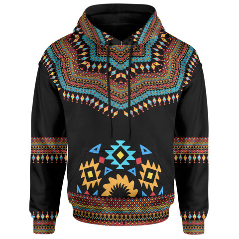 Image of Dashiki Hoodie - Luxury Style