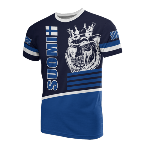 Finland T-shirt - Great Suomi