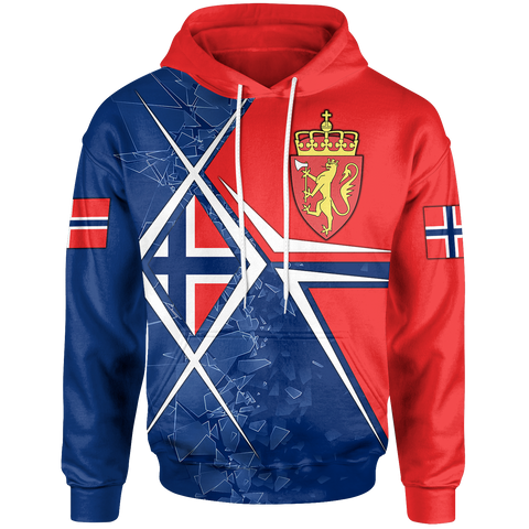 Norway Hoodie - Norway Legend