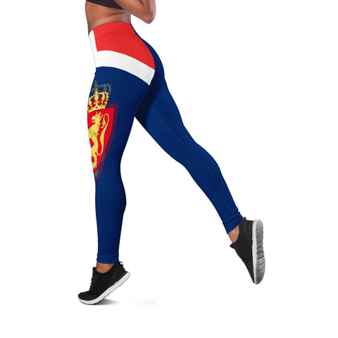 Norway  Leggings - Flag of Norway