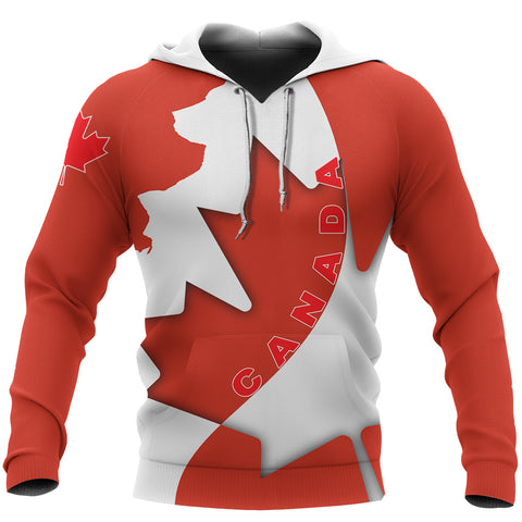 Canada Hoodie Maple Leaf Generation Ii K62