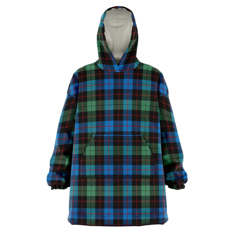 Image of Guthrie Ancient Snug Hoodie - Unisex Tartan Plaid Front