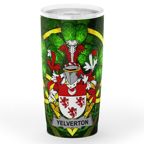 Yelverton Ireland Tumbler - Celtic Shamrock | Over 1400 Crests | Accessories | Highest Quality