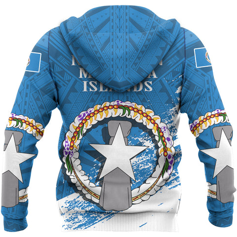 Northern Mariana Islands Special Hoodie A7