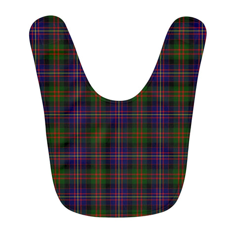 Cameron of Erracht Modern Fleece Baby Bib | Kids Scottish Clothing | Bib Garment