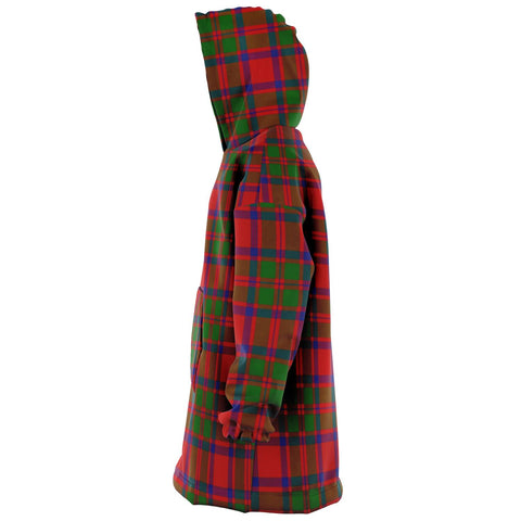 MacKintosh Modern Snug Hoodie - Unisex Tartan Plaid Left