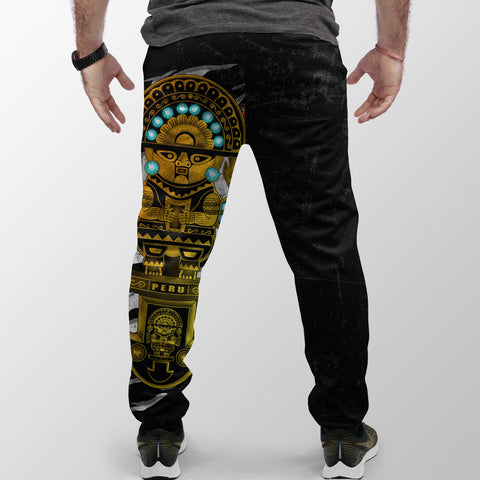 Inca Tumi Jogger Peruvian Tattoo (Women's/Men's) A7