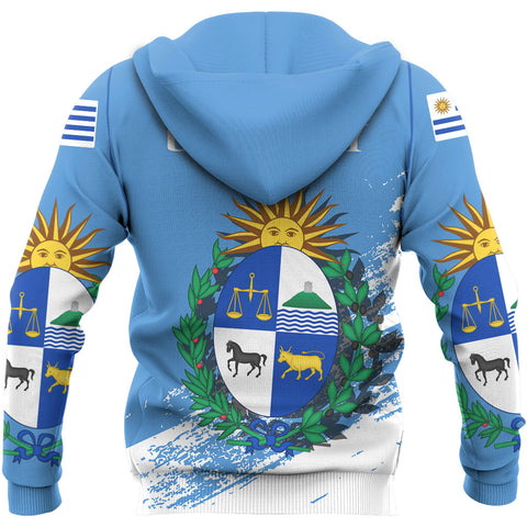Image of Uruguay Special Hoodie A7